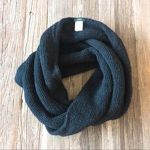 j. crew • wool infinity scarf